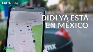 DIDI, experiencia de uso: así fue VIAJAR en la competencia de UBER en MÉXICO