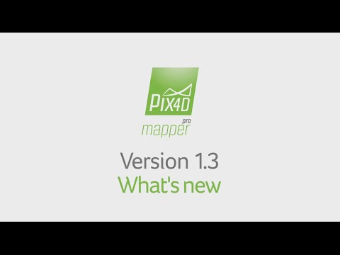 Version 1 3 of Pix4Dmapper Released « Earth Imaging Journal: Remote