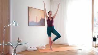 Yoga mit Elke für alle Wiedereinsteiger (25 Min.)