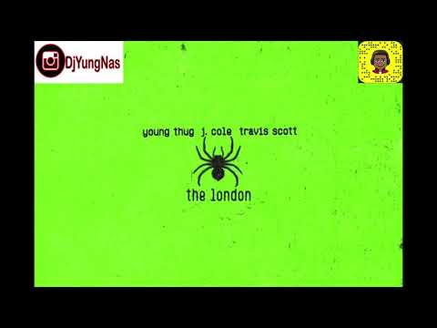 Young Thug - The London (Clean) Ft. J-Cole, Travis Scott
