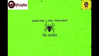 Young Thug   The London (Clean) Ft. J Cole, Travis Scott