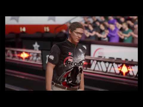 Gameplay de PBA Pro Bowling
