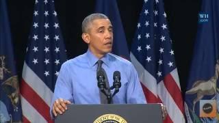 Obama sings Alan Walker - Faded