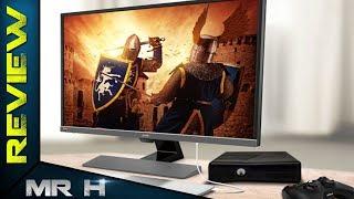 "My Home Set Up - BenQ EW3270U REVIEW 32"" 4k HDR 60hz MONITOR"