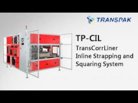 TP-CIL TransCorrLiner From Trio Packaging Systems