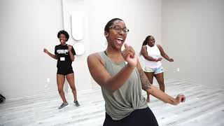Private Group Dance Class in Houston