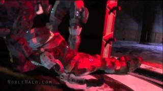 Halo: Reach - Cutscene Kat Dies
