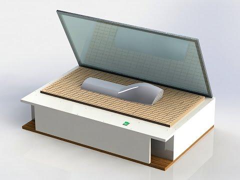 Termoformatura Capottina Sukhoi Fai-da-te - DIY Forming Vacuum Machine
