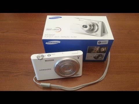 Samsung MV900F unboxing
