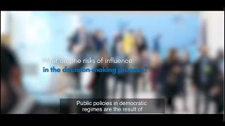What are the risks of influence in the decision-making process?