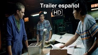 Project Almanac  Trailer Español HD
