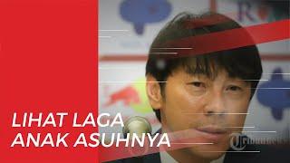 Alasan Shin Tae-yong Hadiri Pertandingan Bhayangkara FC Kontra Persebaya Surabaya