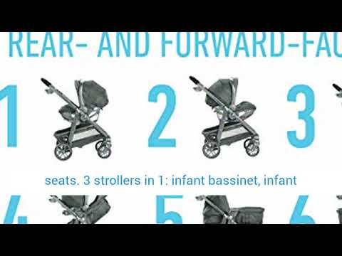 Graco Modes Bassinet Stroller With Reversible Seat - An Honest Review