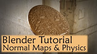 Blender - Normal Maps & Physics