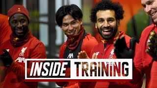 Inside Training: Extended Behind-the-scenes Access From Minaminos First Day