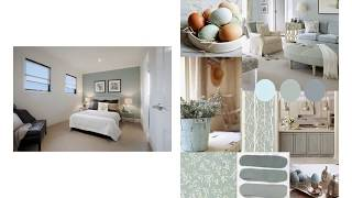 Admirable Duck Egg Blue Colour Scheme Bedroom