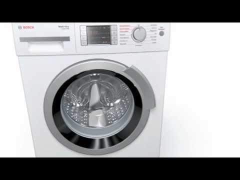 Lavadoras con función secado Bosch | Secadoras Lavadoras