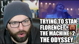 TTS: FLORENCE + THE MACHINE 2: THE ODYSSEY!