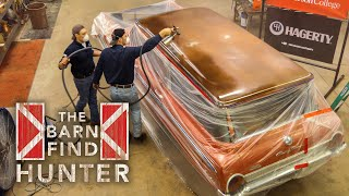 Rags to riches: Tom restores a Country Sedan he found in a junkyard | Ep. 60 (Part 1/4)
