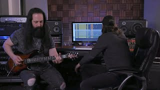 "John Petrucci | Dream Theater's ""Barstool Warrior"" 
