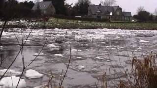 River Moy ice Flow