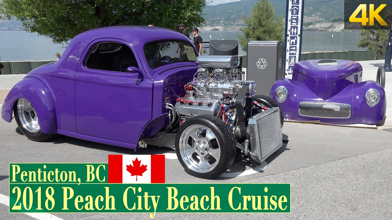 Peach City Beach Cruise 2018 – IMPRESSIONS!