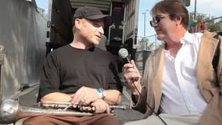 Brad Goode interview 2010 Chicago Jazz Fest