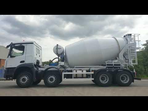 Concrete Mixer Stock Clearance!