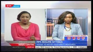 Machakos Senator Johnson Muthama accuses Wiper leader Kalonzo Musyoka of micromanaging the party