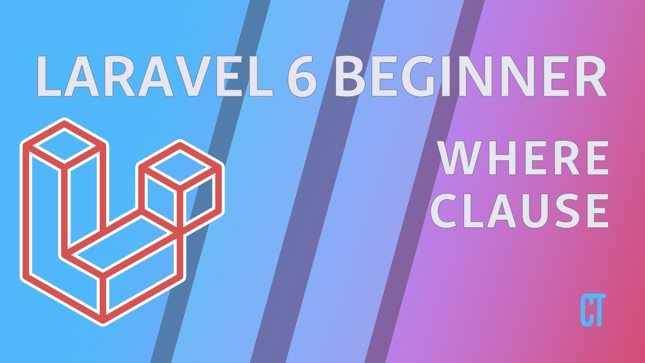 Cover image for the lesson by the title of MySQL Where Clause with Eloquent