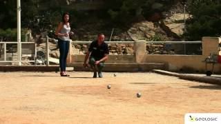 The rules of petanque game - with English subtitles