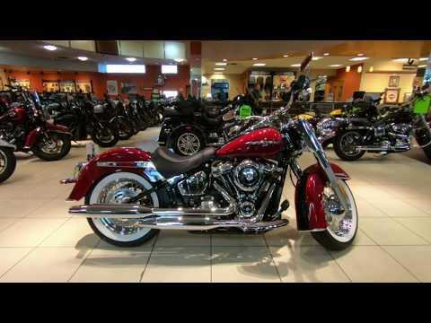 2020 Harley-Davidson FLDE Softail Deluxe