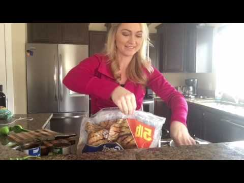 Video Healthy Crockpot Meal you can make in THREE Minutes!