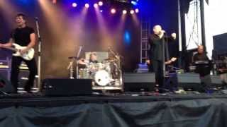 Kenny Shields and Streetheart - Action Live 2013