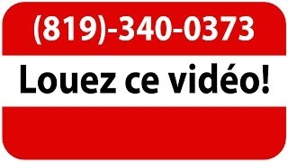 preview picture of video 'Bungalow a vendre quartier ouest Sherbrooke | Bungalow a vendre Sherbrooke'