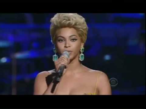Beyonce Singing The Etta James Classic 'At Last' - Cuffmasters