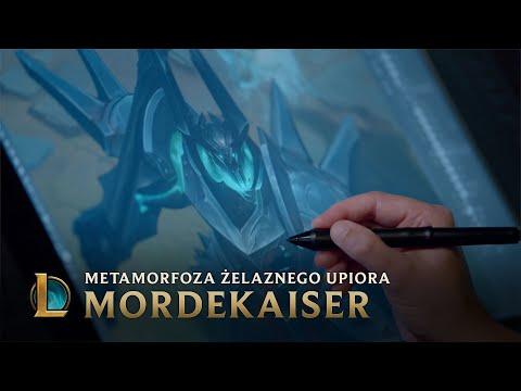 Mordekaiser: metamorfoza Żelaznego Upiora — za kulisami | League of Legends
