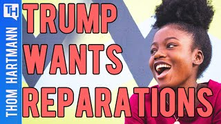 Did America Ask For Reparations From China...