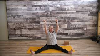 Protected: July 24, 2021 – Frances Notarianni – Hatha Yoga (Level II)