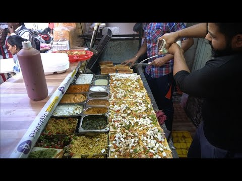 NO 1 BIGGEST SANDWICH of India   Indian Street Food