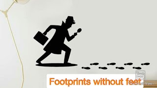 Footprints Without Feet | Class 10 | Explanation हिन्दी में | Chapter 5 | Summary In Hindi