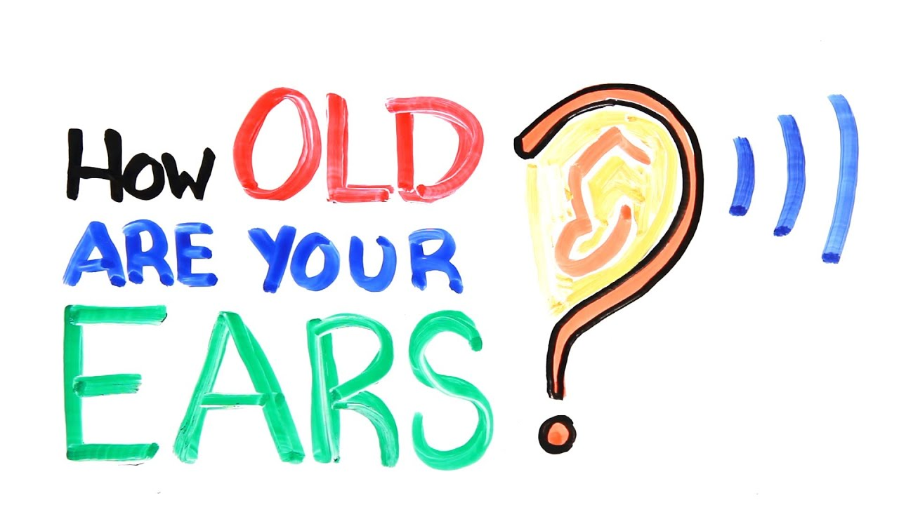 Test How Old Your Ears Are (And How Much Damage You've Done To Them)