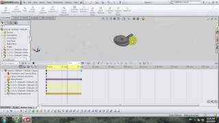 Video Mô phỏng chuyển động cơ cấu cam