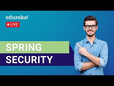 Spring Security Tutorial For Beginners | Spring Security Basics ...