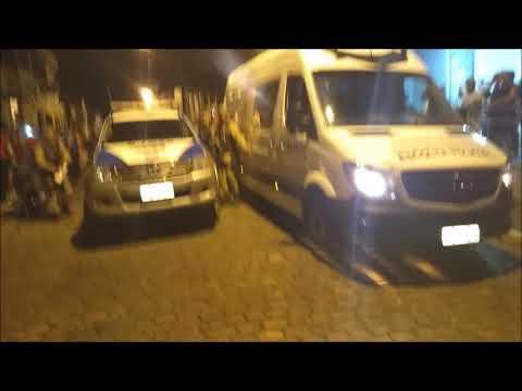 Buera 24 horas - Julgamento de Mário Satanás em Buerarema (Reportagem dia 12/03/2018)