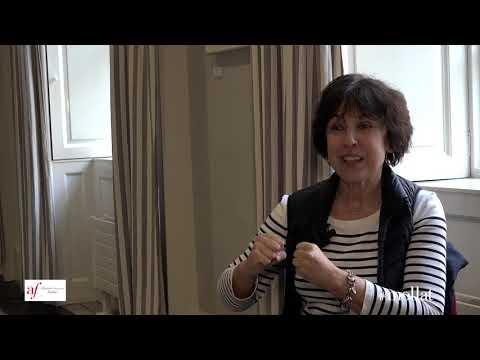 Isabelle Alonso - Festival littéraire franco-irlandais 2019