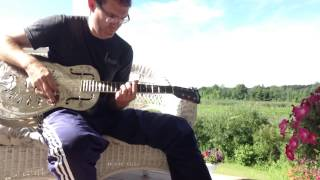 New Machine Chris Whitley Cover