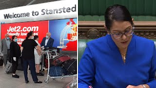 video: Politics latest news: Watch live as Priti Patel outlines quarantine plan to MPs