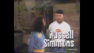 1993 Hip Hop Fashion MTV News Feature Feat Phat Farm By Russell Simmons & Naughty Gear