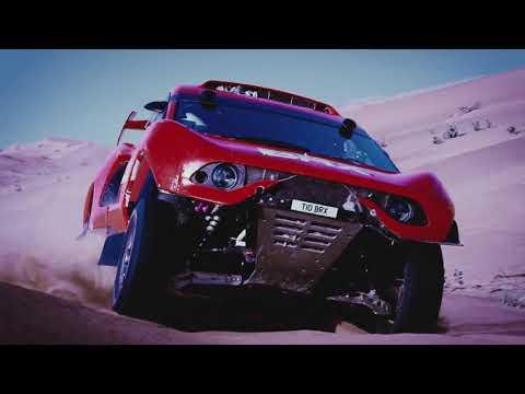 BRX Hunter T1 Revealed - Dakar Rally 2021